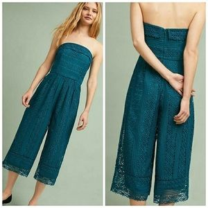 Anthropologie GREYLIN | Stowe Lace Jumpsuit